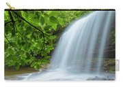 Schoolhouse Falls In Panthertown Valley North Carolina Carry-all Pouch