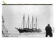 Schooner Shipwreck Carry-all Pouch