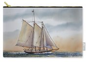 Schooner Stephen Taber Carry-all Pouch