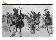 Schreyvogel: Attack, 1905 Carry-all Pouch