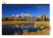 Schwabacher Landing Panorama Carry-all Pouch