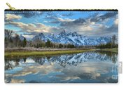 Schwabacher Spring Clouds Carry-all Pouch