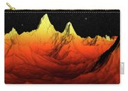 Sci Fi Mountains Landscape Carry-all Pouch