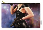 Scifi Heroine Carry-all Pouch