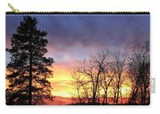 Scintillating Sunset Carry-all Pouch