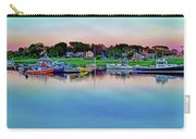 Scituate Harbor At Sunset Carry-all Pouch