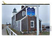 Scituate Lighthouse 1 Carry-all Pouch