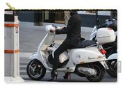 Scooter Girl Paris 1 Carry-all Pouch