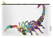 Scorpion-colorful Carry-all Pouch