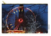 Scot Monument Christmas And Hogmanay Fair Scotland Carry-all Pouch