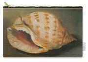 Scotch Bonnet Seashell Carry-all Pouch