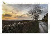 Scotland At Sunset Carry-all Pouch