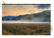 Scotland Mist In Widescape Carry-all Pouch