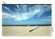 Scott Creek Beach California Usa Carry-all Pouch