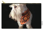 Scottie Pose Carry-all Pouch