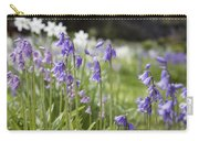 Scottish Bluebells Carry-all Pouch