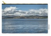 Scottish Panorama Over The River Clyde Carry-all Pouch