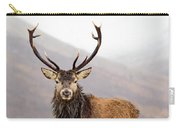 Scottish Red Deer Stag - Glencoe Carry-all Pouch