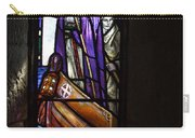Scottish Stained Glass Window #2 Carry-all Pouch
