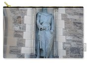 Scottish Statue Carry-all Pouch
