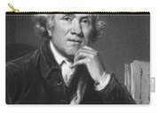 Scottish Surgeon John Hunter Carry-all Pouch