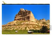 Scotts Bluff National Monument Panorama Carry-all Pouch