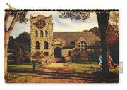 Scoville Memorial Library - Salisbury, Connecticut Carry-all Pouch