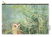 Screech Of Inglis Island Carry-all Pouch