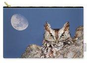 Screech Owl Carry-all Pouch