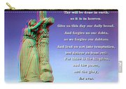 Scripture - Use Red-cyan 3d Glasses Carry-all Pouch