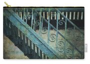 Scrolled Staircase By H H Photography Of Florida Carry-all Pouch