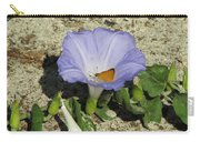 Scrub Morning Glory Carry-all Pouch