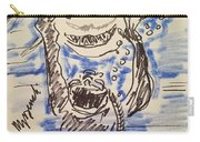 Scuba Diving With Sharks Carry-all Pouch