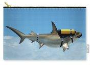 Scuba Shark Carry-all Pouch