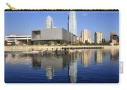 Sculling By The Tampa Bay Art Center Carry-all Pouch