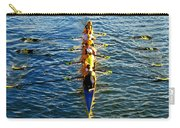 Sculling Women Carry-all Pouch