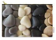 Sculpted Beach Rocks Carry-all Pouch