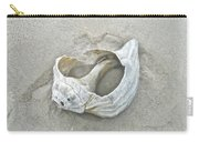 Sculpted By The Atlantic Ocean Carry-all Pouch