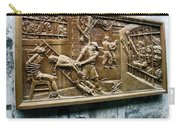 Sculpture Torture At Hoa Lo Prison Hanoi Carry-all Pouch