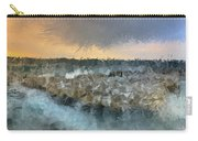 Sea And Stones Carry-all Pouch