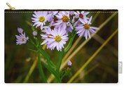 Sea Aster Carry-all Pouch