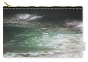 Sea At Night 160 X 220 Cm Carry-all Pouch