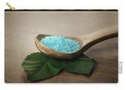 Sea Bath Salt Carry-all Pouch