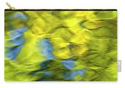 Sea Breeze Mosaic Abstract Carry-all Pouch