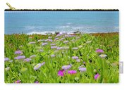 Sea Daisy Trail Carry-all Pouch