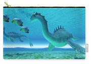 Sea Dragon Fight Carry-all Pouch