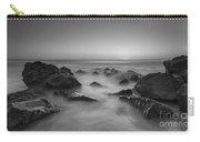 Sea Girt Nj Sunrise Bw Carry-all Pouch