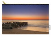 Sea Girt Pilings  Carry-all Pouch