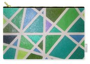 Sea Glass Revisited Carry-all Pouch
