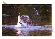 Sea Gull Abstract Carry-all Pouch